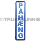 PAHAENG-BORD-BLAUW-40X10CM
