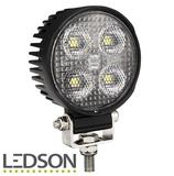 LEDSON - Ø75mm WERKLAMP - 24W_