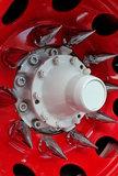 SUPER SPIKE 124 - WIELMOERDOPPEN - 33mm_
