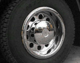 WHEEL TRIM WITH HUB CAP FOR TRUCK