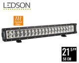 "LEDSON - HELIOS - 21.5"" LED BAR (58CM) 120W VERWARMDE LENS_"