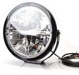 FULL LED VERSTRALER - LED RING + LEDLINE POSITIELICHT_