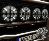 led verstraler LED zweden