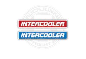 INTERCOOLER 15CM - FULL PRINT STICKER