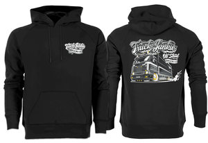 HOODIE - OLD PIRATE - OLDSKOOL TRUCKING