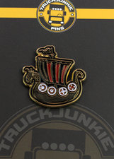 PIN - VIKING BOAT