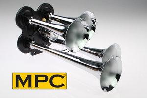 MPC4 - TRUMPET TRAINHORN - 24V