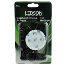 LEDSON - POPPY LED - RGB - SIGARETTENSTEKKER - 12-30V