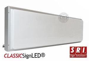 ClassicSignLED® 24V DC - 40 x 150
