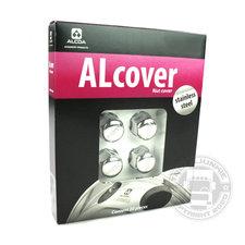Alcover - Alcoa® RVS WIELMOERDOPPEN - 33 MM