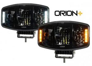 Orion+ LEDSON LED VERSTRALER 100W - AMBER / WIT positielicht