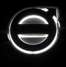 FH/FM 3 EMBLEEM VERLICHTING LED VOLVO TOT 2013