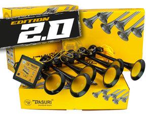 BASURI® *EDITION 2.0 *  BABY SHARK AIRHORN - 19 MELODIES