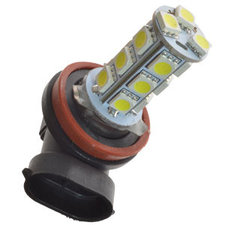 H11 LED-lamp XENON LOOK 18 SMD 24V