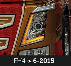 TOT 2015 -OMBOUWSET DLR AMBER - GESCHIKT VOOR: VOLVO FH4