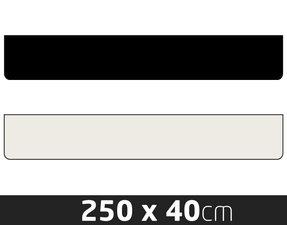 SPATLAP - ZONDER OPDRUK - 250 X 40CM