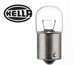HELLA - GLOEILAMP 24V - 5W - Ba15S