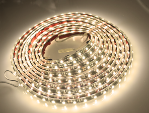 WARM WIT - 500CM - FLEXISTRIP LED - IP68 OUTDOOR USE
