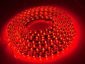 ROOD - FLEXISTRIP LED - IP68 OUTDOOR USE