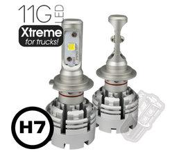 LEDSON LED KOPLAMPEN - 11G Xtreme VOOR VRACHTWAGEN - H7