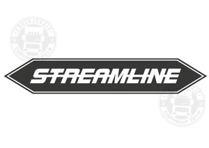 STREAMLINER DIAMOND - STICKER