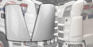 VUILAFSTOTER - SCANIA NGS S-serie - GROOT MODEL
