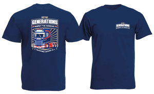TSHIRT - NEW GENERATIONS