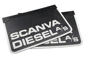 SCANVA DIESEL A/S - RUBBER SPATLAP - 60X40CM