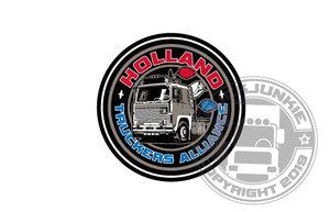 HOLLAND TRUCKERS ALLIANCE - RAAM STICKER
