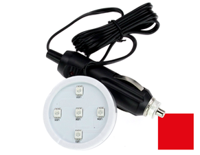 POPPY LED - 5 LED - ROOD - 12/24V