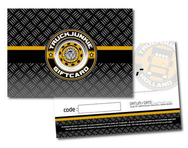 kadobon truckjunkie gift card