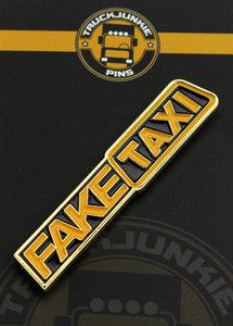 FAKE TAXI PIN