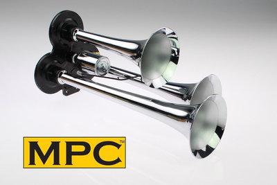 MPC3 - TRUMPET TRAINHORN - 24V