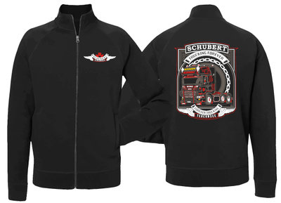 SCHUBERT TEGERNSEE TRANSPORT SCANIA STREAMLINE JACKET