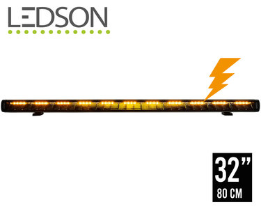 LEDSON LED BAR ORNAGE LIGHT