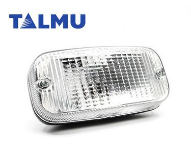 TALMU DAGRIJLAMP DEENSE LAMP WIT HELDER GLAS