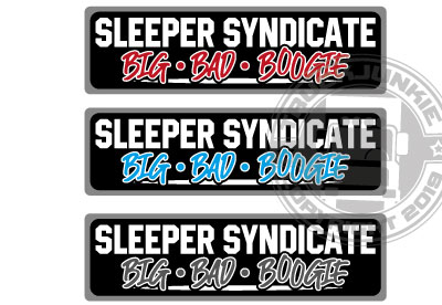 SLEEPER SYNDICATE BIG BAD BOOGIE