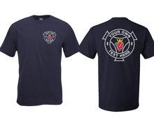 Scania t-shirt logo achterkant eigen ontwerp
