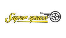 Super space cab sticker window Raam Daf