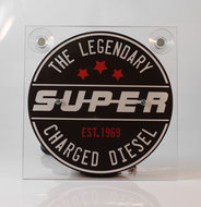 SUPER LICHTBAKJE - SUPER CHARGED DIESEL