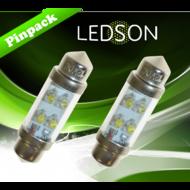 36mm buislampje wit XENON LOOK
