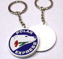 POLAR EXPRESS SLEUTELHANGER RUBBER