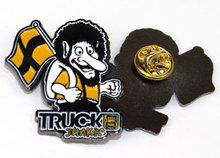 pin truckjunkie truck souvenir