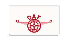 DAF-EINDHOVEN-NEDEDERLAND--SPATLAP-60x35CM-WITTE-RODE-OPDRUK