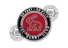 THE BUNNY CLUB STICKET TRUCKJUNKIE