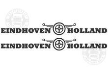 EINDHOVEN-HOLLAND-DAF-STICKER