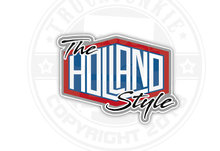 THE HOLLAND STYLE STICKER VRACHTWAGEN TRUCK