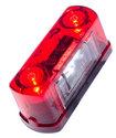 800321 kenteken verlichting rood